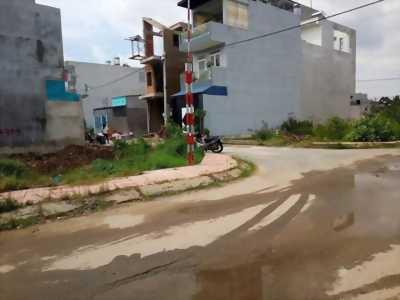 Đất mặt tiền 16m gần Hương lộ 2, Tân Phú Trung-Củ chi.SHR-GIÁ RẺ