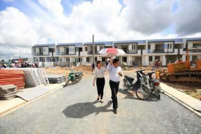 Đất mặt tiền đường gần BV Xuyên Á-Tân Phú Trung-Củ Chi.SHR,TC 100%.