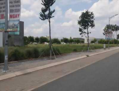 Đất nền Củ Chi 480tr/nền 60m2 mặt tiền đường 12m