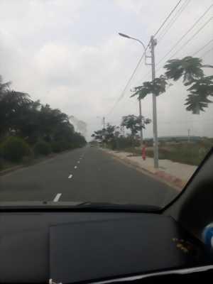 Đấtb nền nằm trên đường số 26, xã Tân Thông Hội, Huyện Củ Chi giá 220tr/60m2  50%