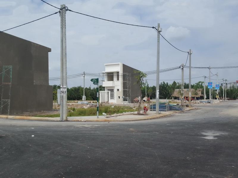 Đất nền CỦ CHI 550tr/nền nằm cạnh KCN, cách trung tâm hành chính 3km