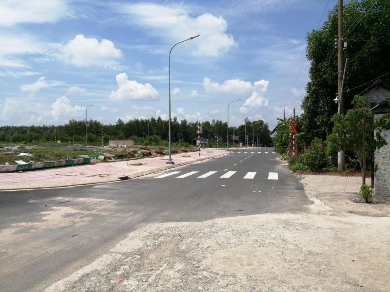 Đất Củ Chi Võ Văn Bích có sổ hồng 5x20 giá 800tr 0938110816