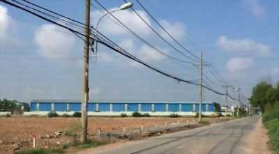 Đất nền TL8 Huyện Củ Chi, DT 90m2, giá 650tr/nền. sổ hồng riêng
