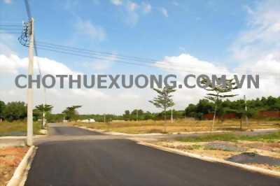 Chuyển nhượng lô đất trong Khu công nghiệp Lương Sơn Hòa Bình DT 4010m2.