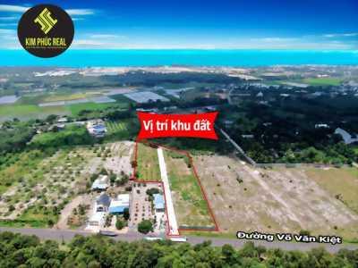 Bán đất ven biển Bà Rịa, mặt tiền Võ Văn Kiệt - Đối diện Khu tái định cư Phước Hội - 0985543895