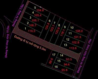 Dự Án Diên Lạc - Tỉnh Lộ 2