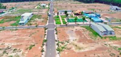 Sở hữu đất liền kề Coop Mart Đồng Xoài chỉ với 4tr/m2. Thổ cư, SHR