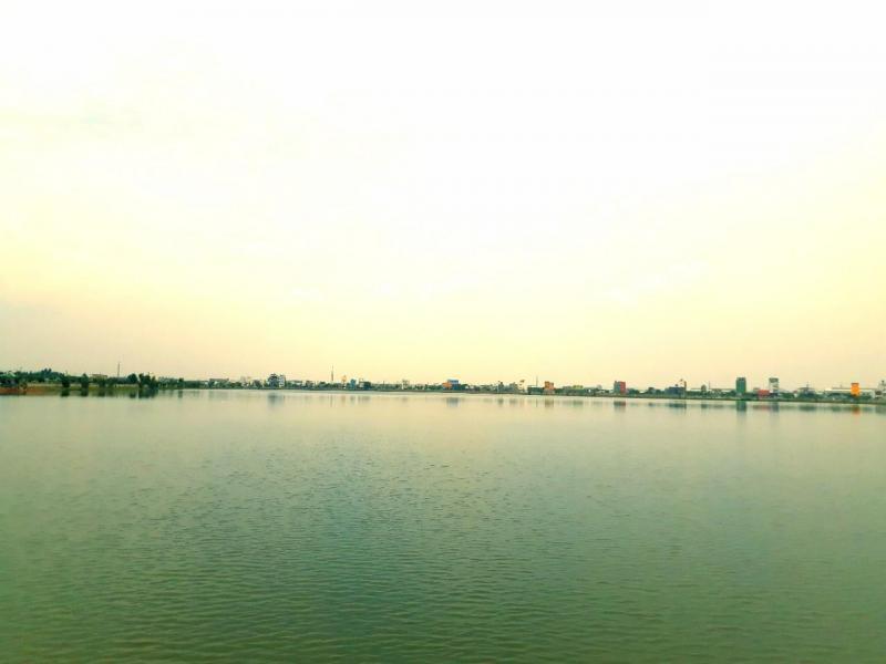 Gia đình cần bán gấp 3 nền đất Bock A đối diện hồ sinh thái