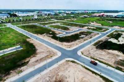 Chính chủ bán đất nền dự án khu vực khu công nghiệp Thái Hòa Long An