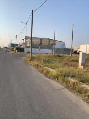Đất cách mặt tiền TL 824 50m Đức Hòa, Long An sổ hồng riêng.
