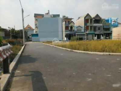 Chính chủ cần bán gấp lô đất 6x19m, KDC Tân Đô sổ hồng riêng
