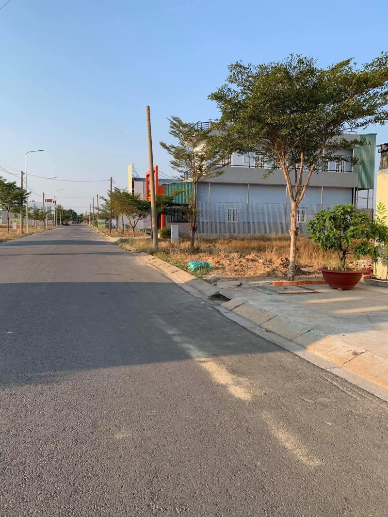 Bán đất Long An giá rẻ, DT 260m2, SHR, Thổ cư 100%