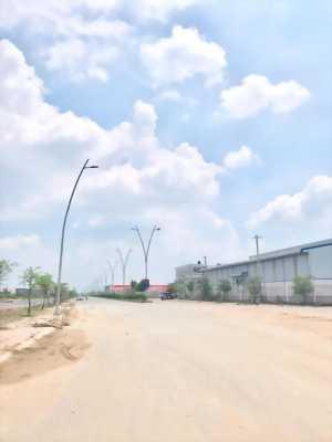 Bán đất nền KDC Hải Sơn, KCN Tân Đức Bệnh viện đa khoa Tân Tạo Đức Hòa
