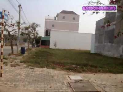 Bán 2 lô Đất Mặt tiền Sổ Hồng Riêng MT Nguyễn Văn Dương, TT Đức Hòa, Long An
