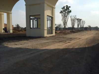 Cần bán Đất Mặt tiền tỉnh lộ 822, 350 triệu / nền (giá 100%), Sổ Hồng Riêng Có Sẵn, GPXD Ngay