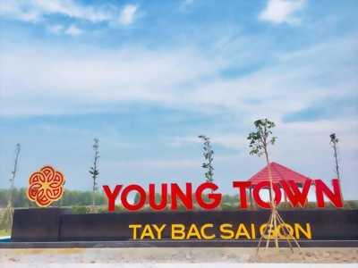 Bán đất nền dự án Young Town - khu dân cư dành cho người thu nhập thấp huyện Đức Hòa, Long An