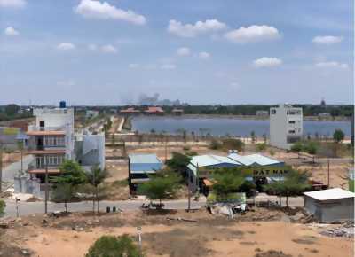 Bán đất Khu dân cư Tân Đô, sổ hồng riêng, bao sang tên công chứng.
