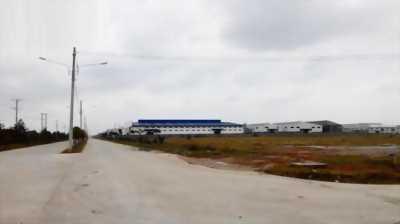 Bán đất công nghiệp khu CN Khai Sơn Thuận Thành 3 Bắc Ninh