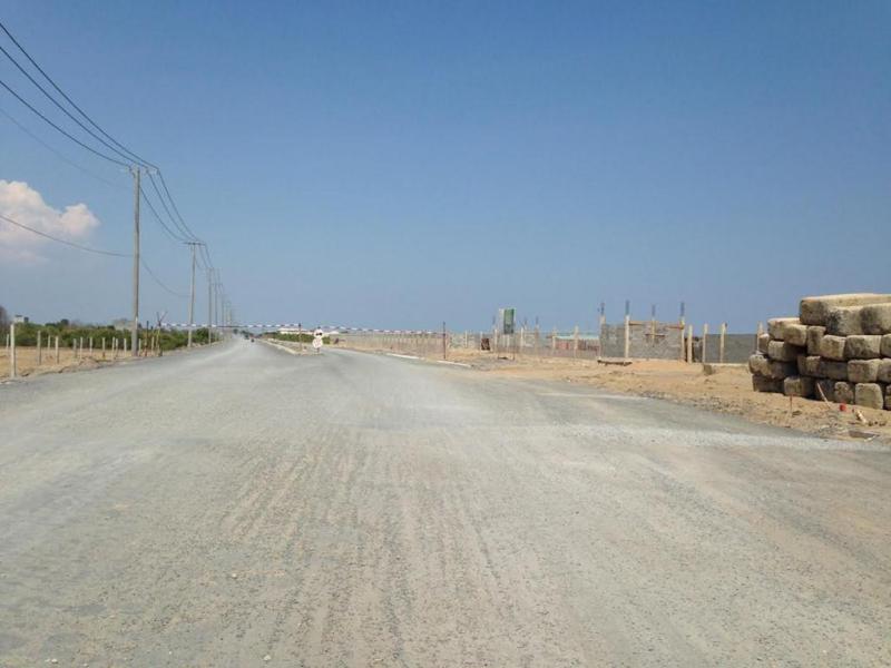 Bán đất tái định cư đường 21m hướng Đông Bắc