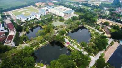 Bán đất Giáp Vincity, Sđcc, MT: 5m, ở Huyện Gia Lâm Hà Nội