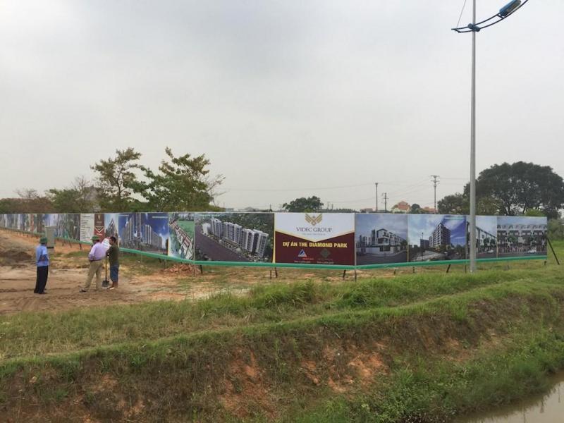 Bán mảnh đất nền tại Hà Nội mặt tiền 3.4m