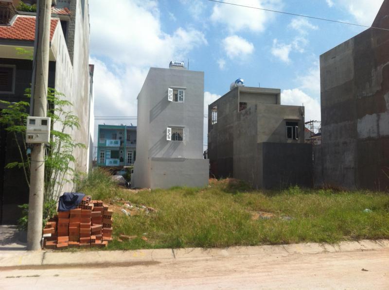Bán mảnh đất tại huyện hoài đức, Hà Nội dt 65,4m2