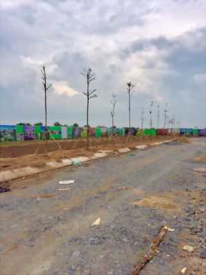 Đất MT Nguyễn Văn Bứa, Hóc Môn, 6x20m2, shr