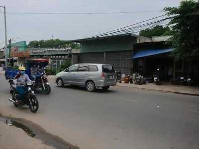 Đất bán 8 x 16m giá 10 tỷ 800 triệu mặt tiền Nguyễn Ảnh Thủ.