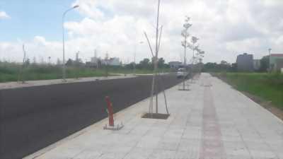 Đất dự án khu đô thị mới thị trấn hóc môn-650tr/m2