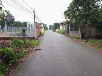 Bán lô đất 6x18, đường 20m, có sổ hồng,khu dân cư sầm uất. tiện kinh doanh mua bán