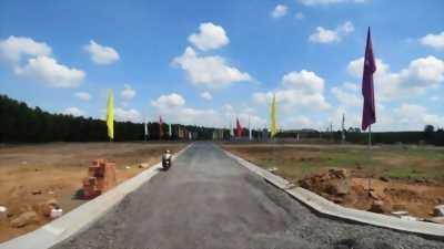 Đất mặt tiền đường cổng 2 sân bay Long Thanh, 6,3tr/m2