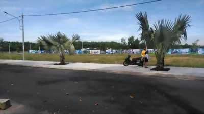 Cần bán 200m2 đất gần Quốc Lộ 51, Thổ Cư 100%