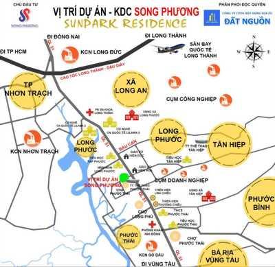 Đầu tư 2 dự án HOT nhất ở Đồng Nai cuối năm 2017