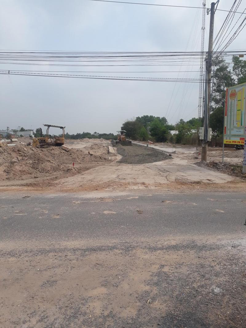 Bán đất sân bay QT Long Thành SHR, CSHT hoàn thiện.