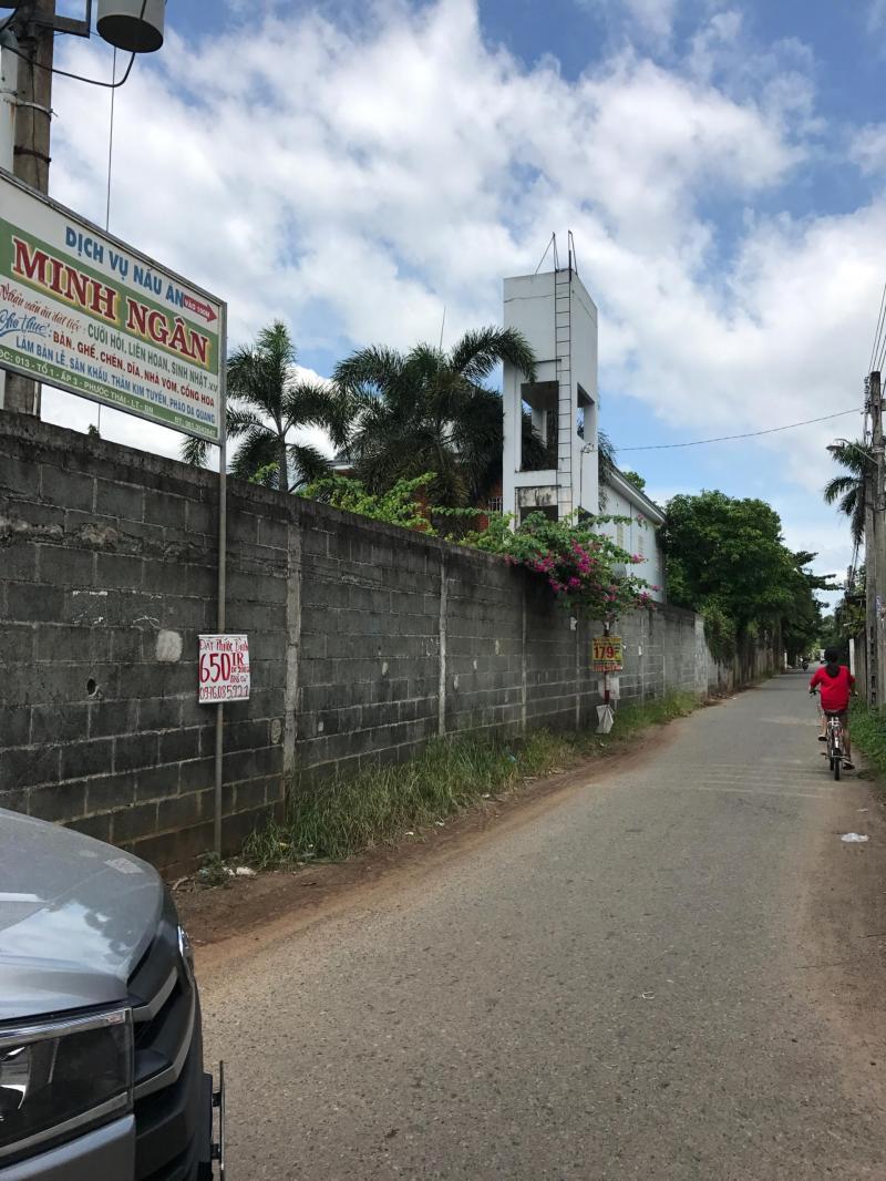 Đất nền mặt tiền quốc lộ 51 Phước Thái