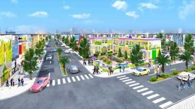 Dự án mới 100% giá F1 từ CĐT Eco Town Long Thành