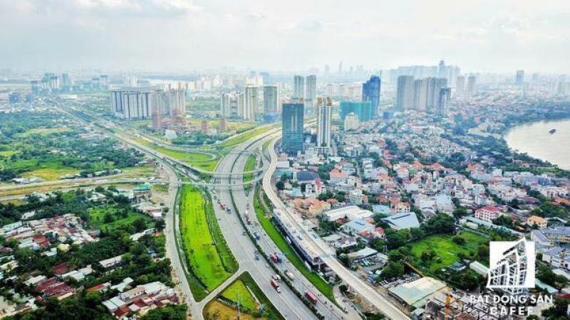 KDC Central Mall Vị Trí Đắc Địa Ngay Cao Tốc Thuận Tiện Di Chuyển