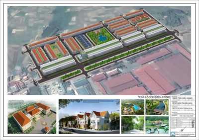 Mở bán đất nền dự án Đồng Cửa, Đồi Ngô, Lục Nam, Bắc Giang