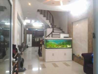 Bán đất xã Thanh Hưng, 4,3 tỷ, nhà mặt tiền đường rộng