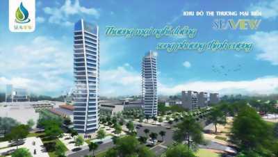 Khu đô thị thương mại biển seapark gần sông sát biển