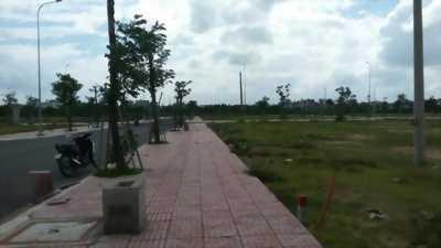 Đất thổ cư ngay đường Nguyễn Hữu Cảnh Nhơn Trạch