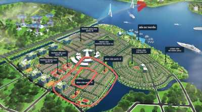 Đất nền dự án King Bay đang gây sốt  thị trường Nhơn Trạch
