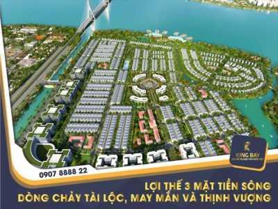 KING BAY – Loi Thê 3 Mat Tiền Sông – Dòng Chay Tai Lộc, May Man Và Thịnh vuọng