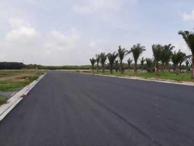 Đất nền Nhơn Trạch, mặt tiền đường 25C hướng ra sân bay long thành
