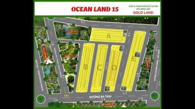 Mở bán sản phẩm ocean land 15 , chiếc khấu 15%.