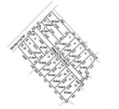 BÁN ĐẤT XÓM 4 LẠI THẾ - PHÚ THƯỢNG - CHỈ 394 TRIỆU/LÔ