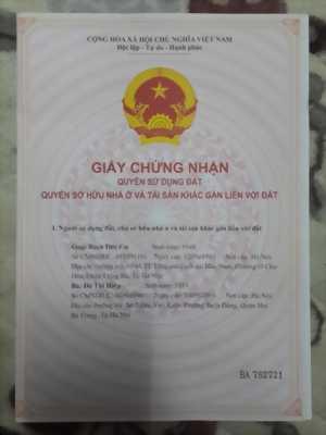 Đất Kim Định sang tên ngay, chính chủ cần bán gấp