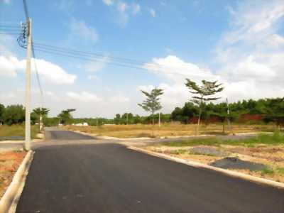 Bán đất khu dân cư Long Thạnh Hưng - Chợ Gạo - Tiền Giang, LH: 0974517660