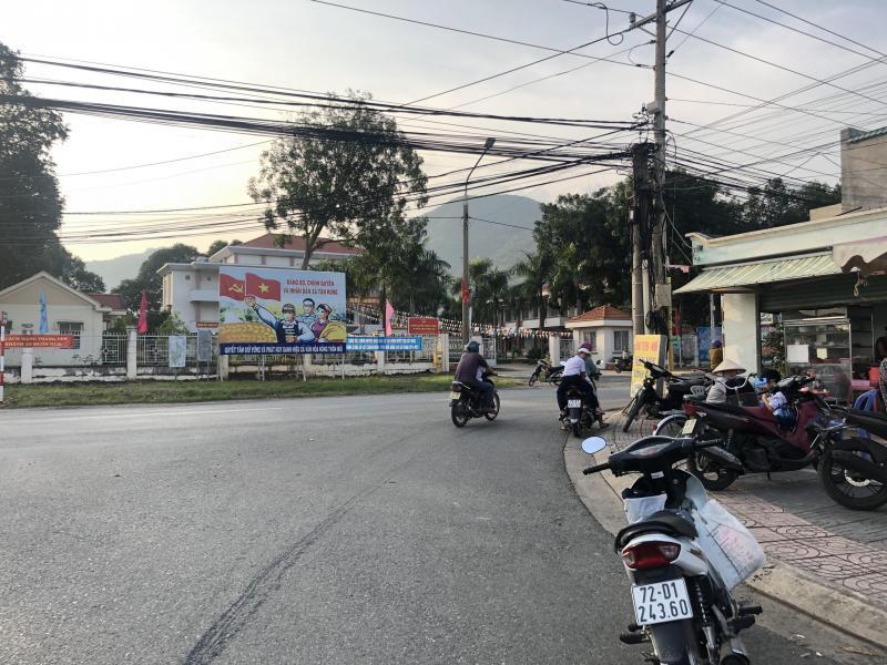 Bán đất Thị Xã Phú Mỹ, tỉnh Bà Rịa - Vũng Tàu - Chỉ 7tr/m2 sở hữu 100m2 thổ cư - 0985543895