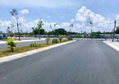 Lô góc 2 mặt tiền đường 26m, xã Châu Pha, thị xã Phú Mỹ, cách TP Ba Rịa 8 phút